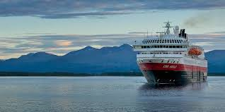 Hurtigruten risteily 1.-6.4.2017