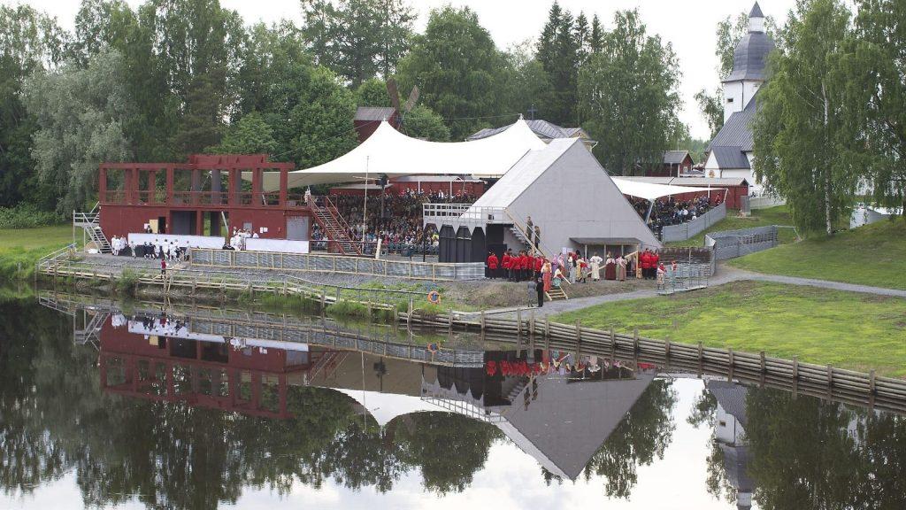 TULOSSA myyntiin! Mannerheim Oopperamatka Ilmajoen musiikkijuhlilla 2018