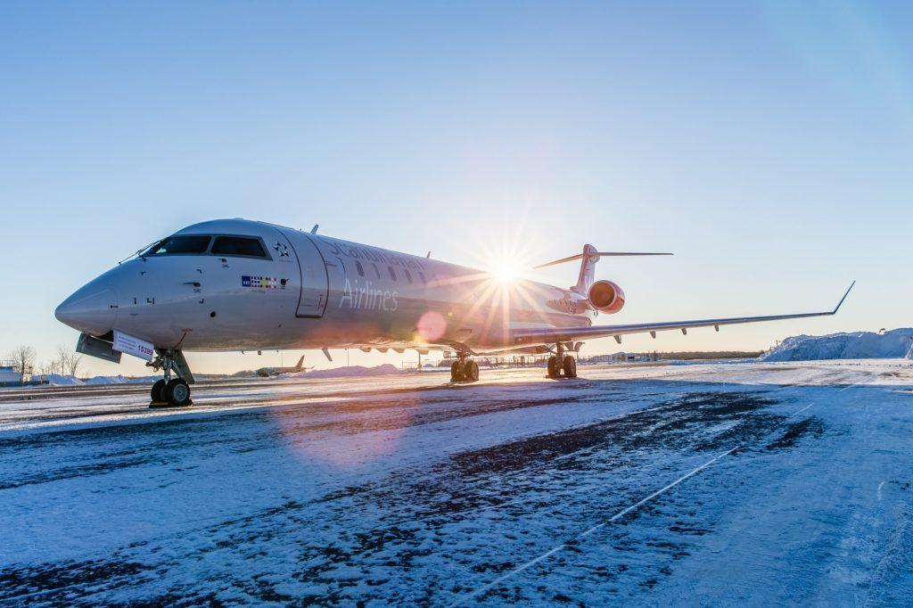 SAS suorat lennot Oulusta Tukholmaan!